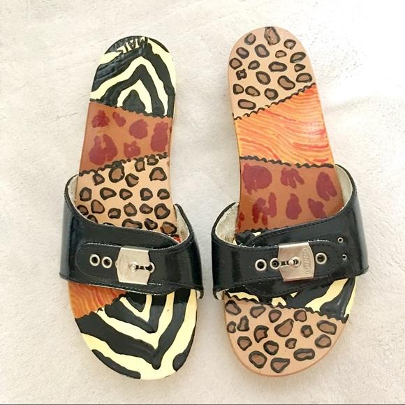 sandali in faggio